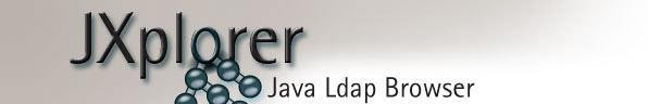JXplorer - an open source LDAP browser