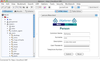 jxplorer windows